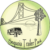Sequoia Trailer Park Logo